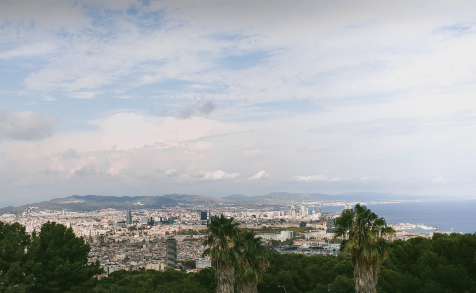 Barcelona views - The cat, you and us