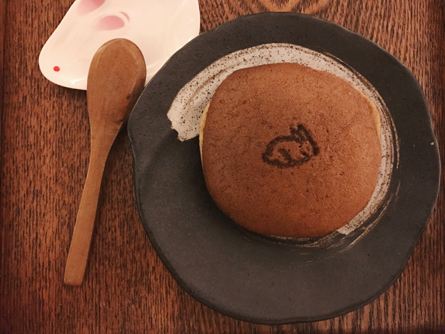 Dorayaki usagui barcelona - The cat, you and us