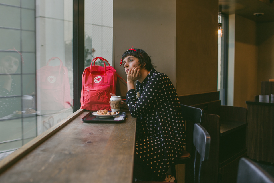 Starbucks Shibuya - The cat, you and us