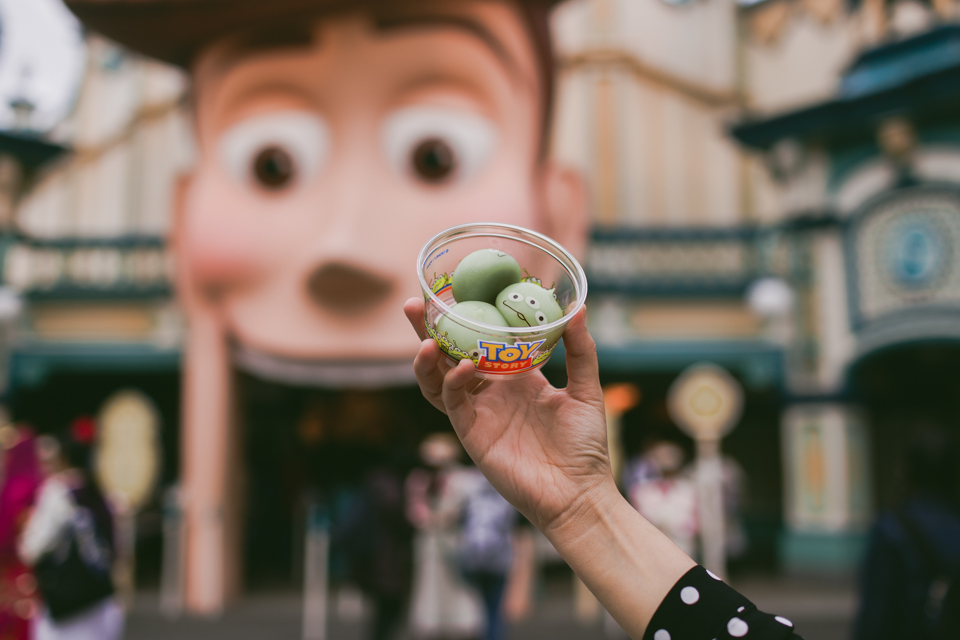 Tokyo DisneySea alien mochis - The cat, you and us