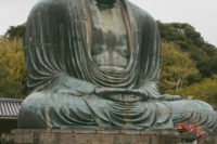 Daibutsu Great Buddha Kamakura - The cat, you and us