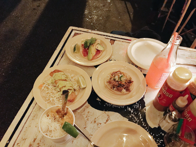 Tacombi Nolita New York City - The cat, you and us