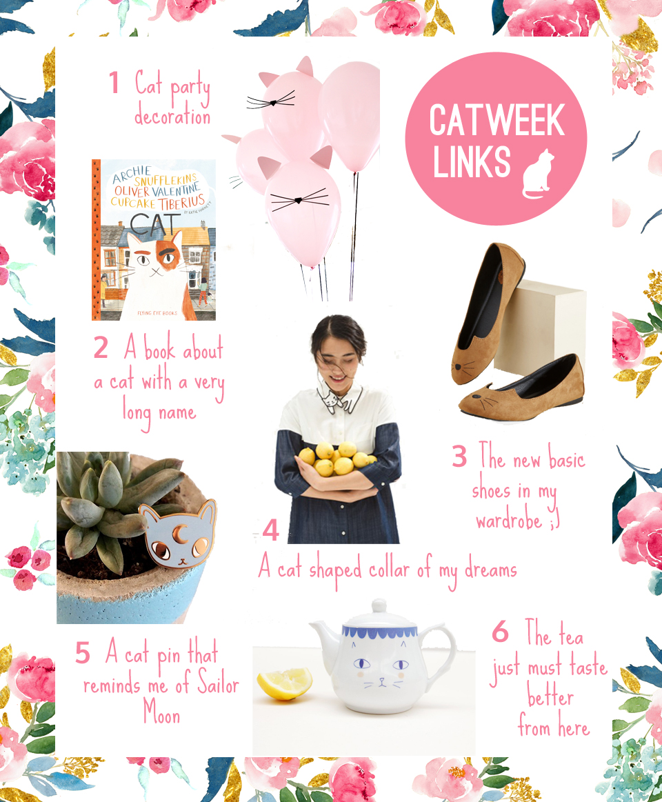 Catweek links - The cat, you and us
