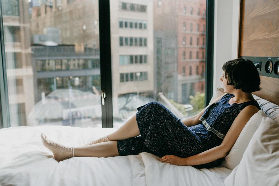 Arlo Soho Hotel NYC - The cat, you and us