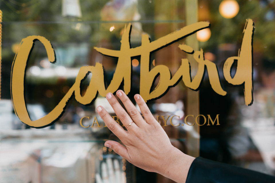 Catbird NYC - The cat, you and us