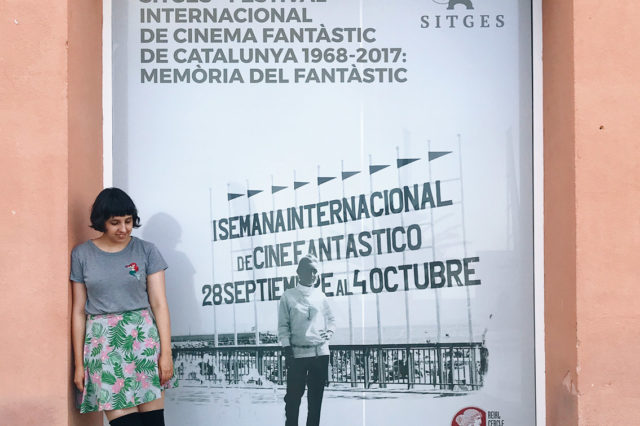 Sitges Film Festival 2017 - The cat, you and us