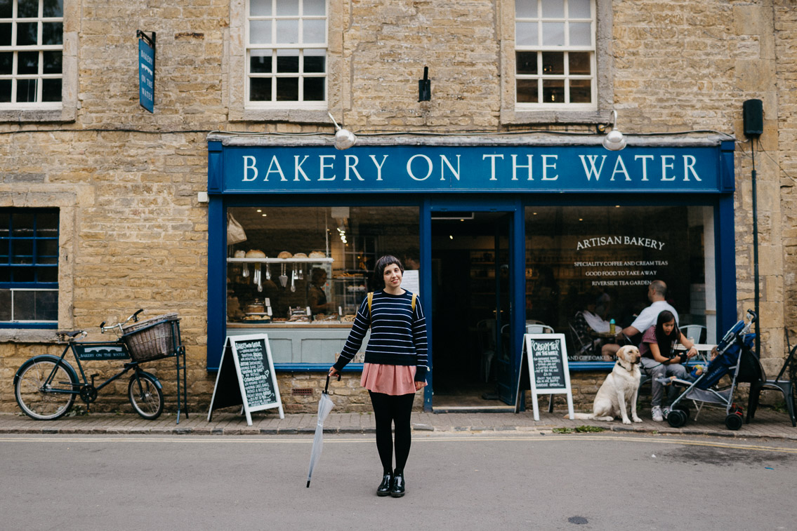 Bakery on the water - The cat, you and us