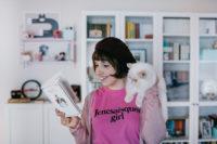 Je ne sais quoi girl - The cat, you and us