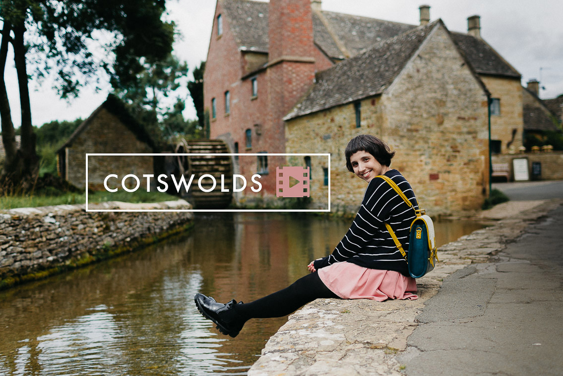 The Cotswolds vlog film - The cat, you and us
