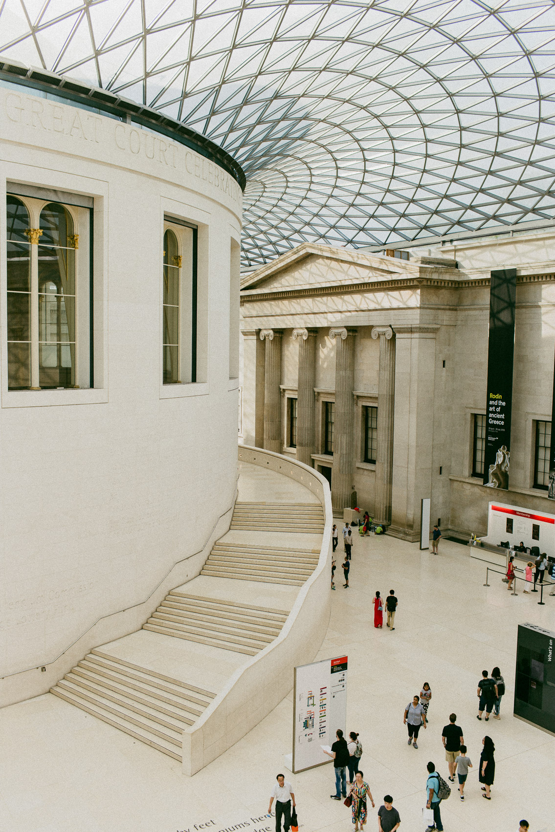 British Museum - The cat, you and us