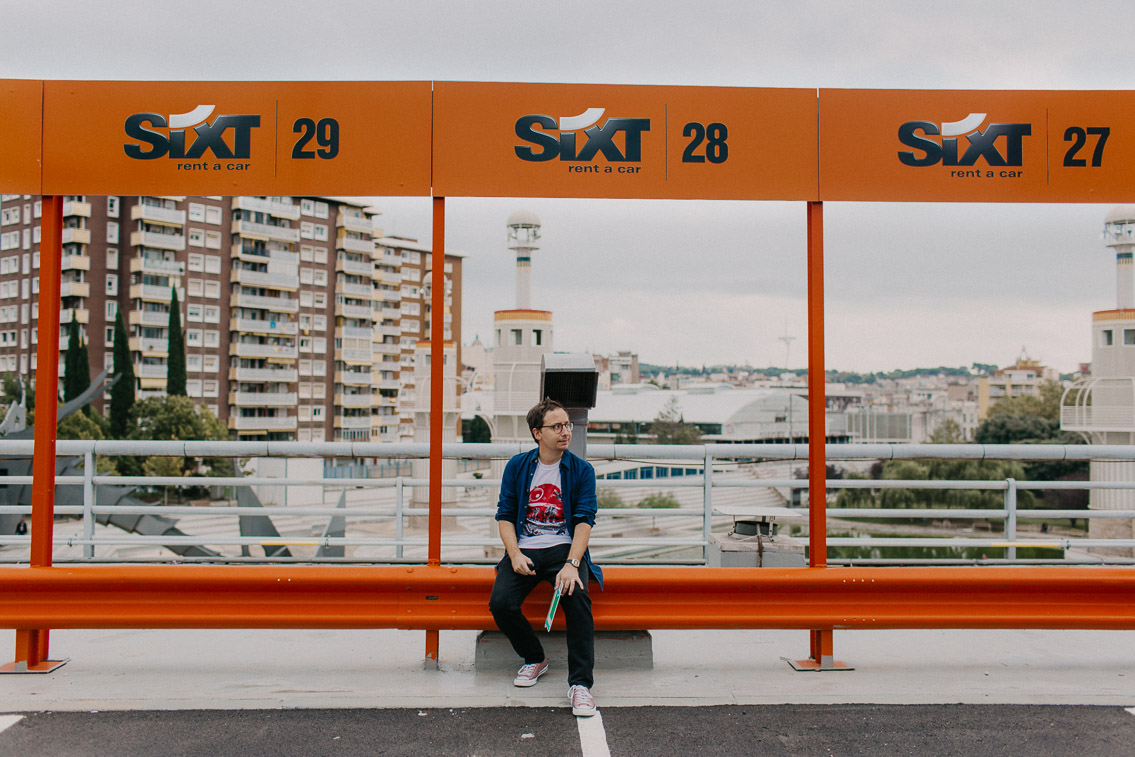 sixt rental car - The cat, you and us