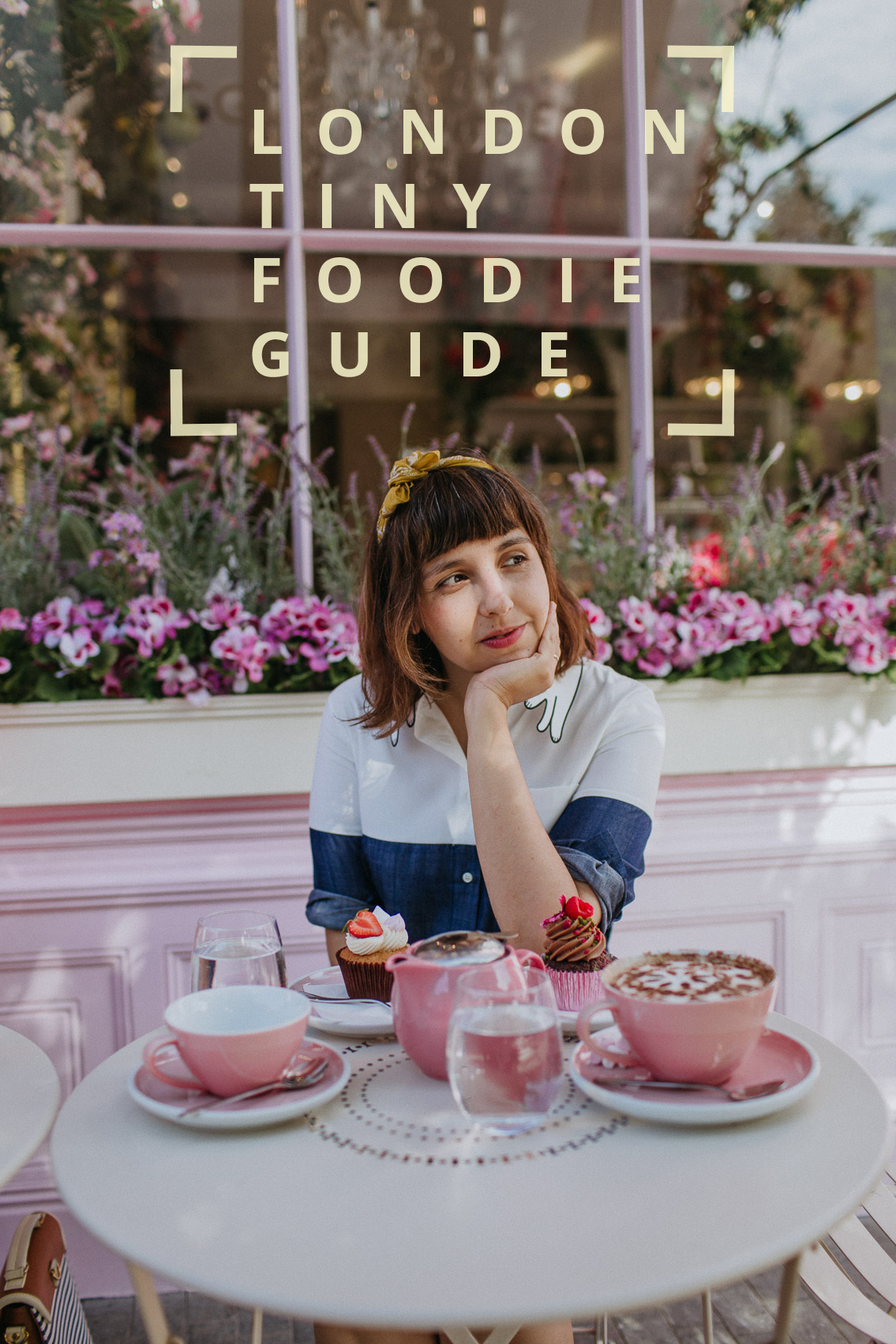 London tiny foodie guide - The cat, you and us