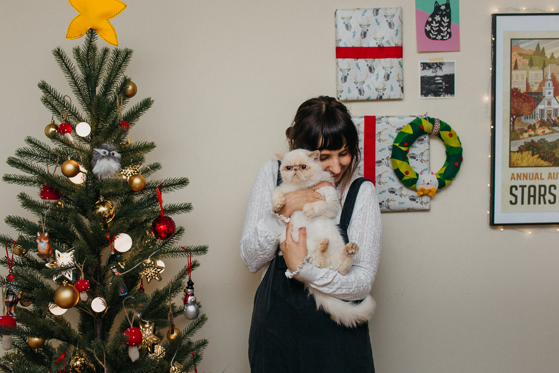 Juno Christmas 2019 - The cat, you and us