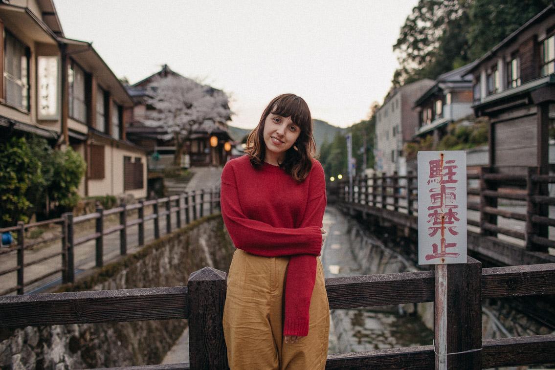 Yunomine Onsen Wakayama - The cat, you and us