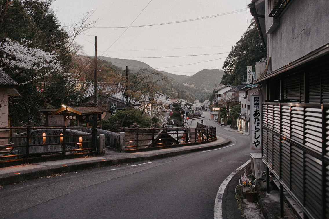 Yunomine Onsen Wakayama - The cat, you and us