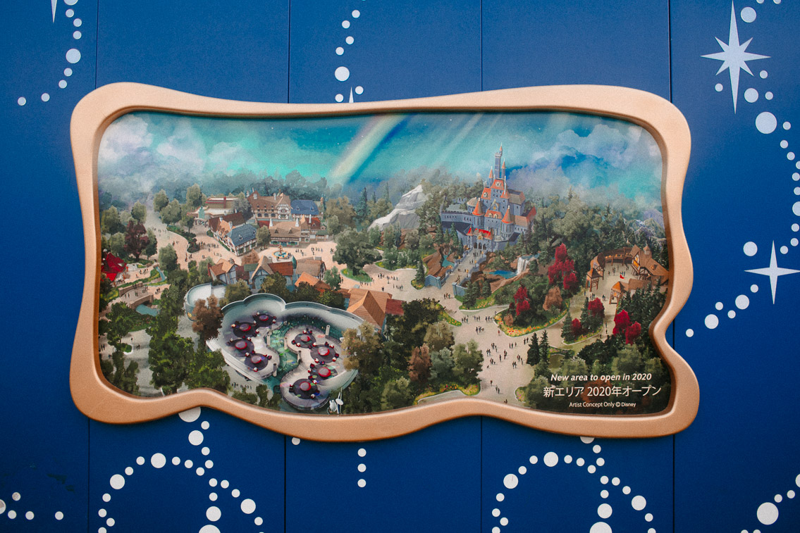 Tokyo Disneyland new are open in 2020 - The cat, you and us