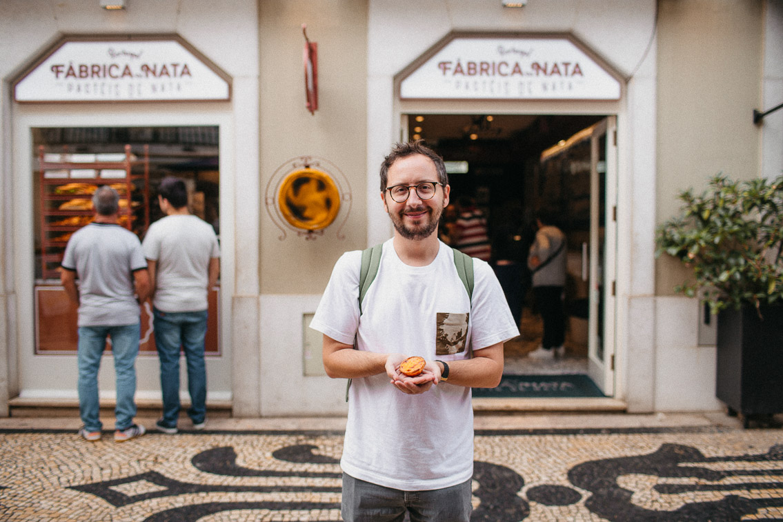 Fábrica da Nata Lisboa - The cat, you and us