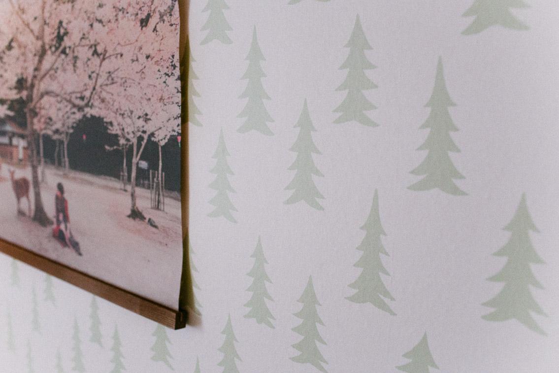 Wallpaper Fine Little Day Photowall detail