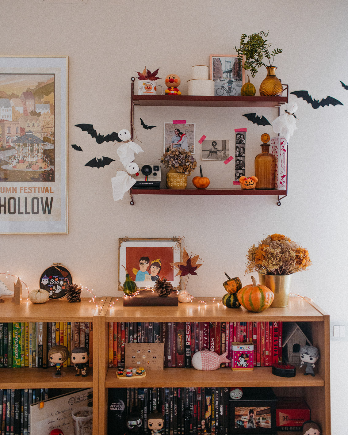 Halloween decor 2020 - The cat, you and us