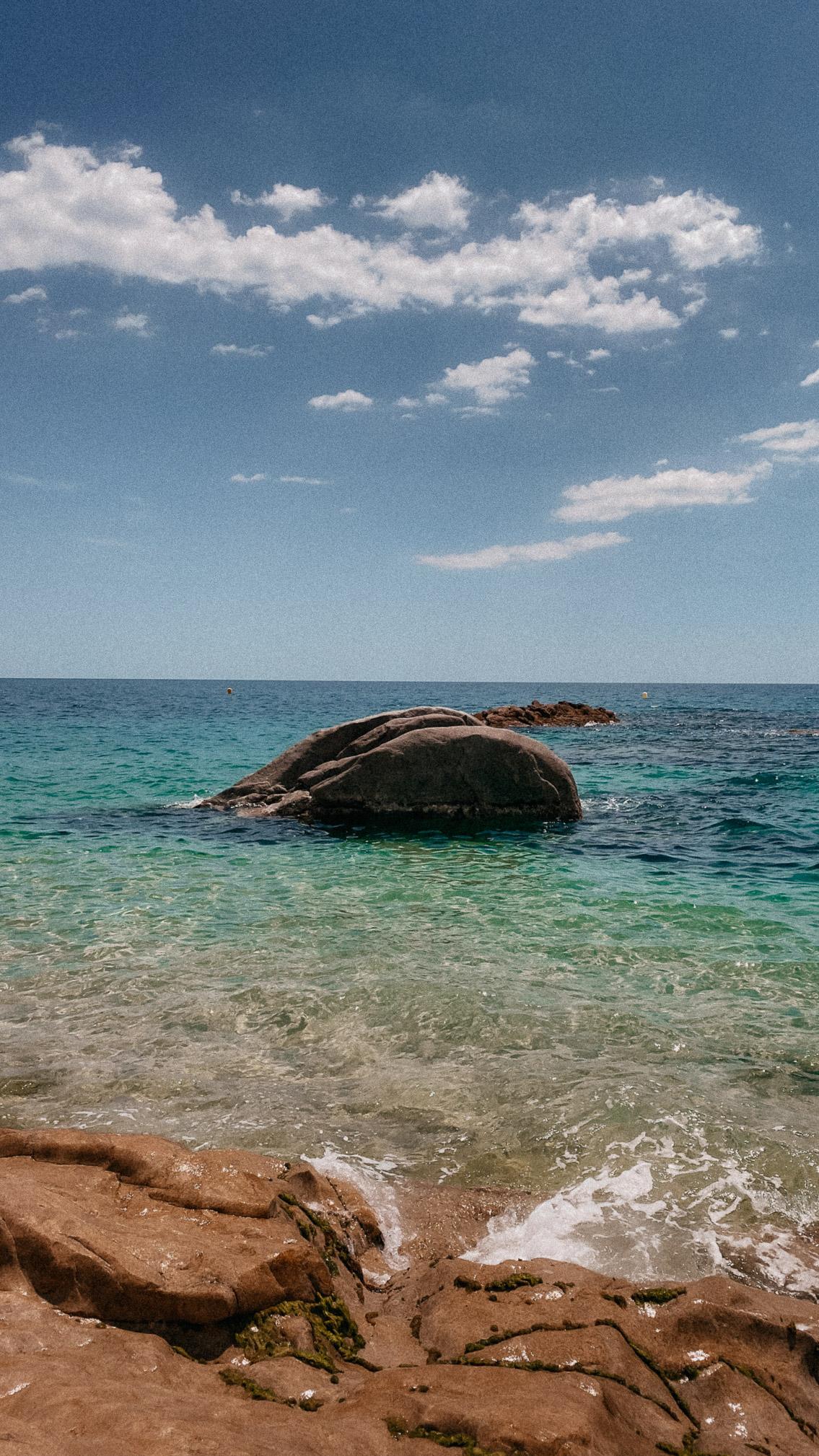 Costa Brava: Plata d'Aro area